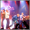 rikes: BSB on stage (Larger than life)