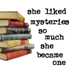 misbegotten: Text: She liked mysteries so much she became one (Lit Mysteries)