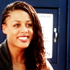 timeasmymeasure: river song from doctor who grinning (mels: smile)