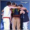 rikes: (Group hug)