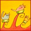 rikes: (Surfing kittens)