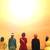 fairytales: ([gokaiger] sunset)