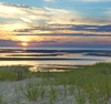 pandemonium_213: (Sunset over Cape Cod)