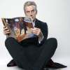 misbegotten: Twelve reading Doctor Who magazines (DW Twelve Reading)