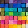 forthwritten: (rainbow blocks)