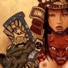 cynicocratical: (Samurai Girl Boob)