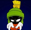 smackshack: Marvin the Martian looks peeved. (Marvin the Martian)