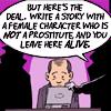metaphortunate: (feminist)