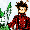 brotagonist: Lloyd: casual/neutral/party[noishe] (every time you talk to me)