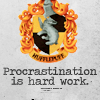 float_on_alright: procrastination is hard work (procrastination is hard work)