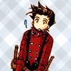 brotagonist: Lloyd: neutral/derp (from the bottom to the top)