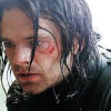 james: Bucky's face all sad woe (bucky sad face)
