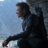 james: clint barton looking into the distance (clint looking off)