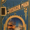 "rosefox: A book cover that says ""Floating City"". (fiction)"