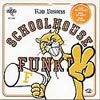 "rosefox: An album cover that says ""Schoolhouse Funk"". (school-good)"