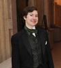 rosefox: Me in men's evening dress. (crossdressing)