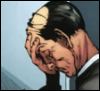 rdfox: Alfred Pennyworth facepalming at something horribly stupid (facepalm)