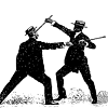6kinds_of_crazy: cane fighting (canes)
