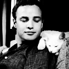 johnny_angel: (with kitty)