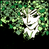 cmshaw: DC Comics: Poison Ivy with lovely green hair (Nature is a mother)