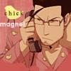 """bestdadinamestris: (""""Chick magnet"""")"""