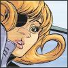 melannen: Commander Valentine of Alpha Squad Seven, unhappily surprised (tj unhappy)