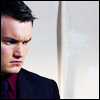 pixel: Ianto looking serious. (Torchwood) (torchwood: ianto thinking)
