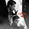 "pixel: Dean with a coffee cup, ""Coffee <3"" (Supernatural) (supernatural: dean <3coffee)"