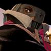 takenblack: (startled over shoulder)