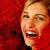 jamethiel: A laughing face surrounded by pompoms (CheerFace!)