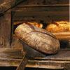 jamethiel: Bread being taken from the oven (Bread)