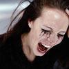 jamethiel: A woman wails as her mascara runs (Crying)