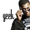 pixel: Alec the geek. (Leverage) (leverage: hardison geek)