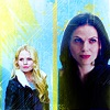 peaceforthenight: (swan queen blue&yellow - by @benchable)