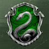 musyc: Image of the Slytherin crest from the Pottermore website (Slytherin: Pottermore)