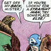 kore: (Captain America - not a straight man)