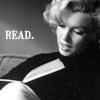 thady: (DIV  -  Reading Marilyn)