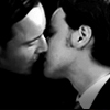 fengirl88: (b/w erik/charles kiss)
