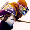 elucidate_this: amy pond wearing armor (amy armor)