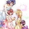 kawaiigami: (Kh girls)