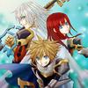kawaiigami: (Destiny Islands Keyblade Trio)