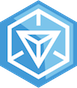 thnidu: emblem of the augmented reality massively multiplayer online role playing location-based game (Ingress)