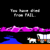 balsamandash: (misc] you have died from fail)