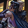 aeka: (Huntress/Power Girl [otp]:)