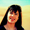 chez_desouza: Christina smiling. (smile)