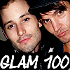 glam_100: (Glam 100 Brad and Cassidy)