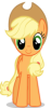 jensurvivor: an avatar for Jen when feeling sustainable and permie (Applejack)