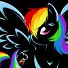 azureye: (Rainbow Dash)