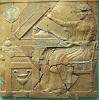 kore: (Locri Pinax Persephone Opens Likon Mysti)