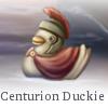 sally_maria: (Centurion Duckie)